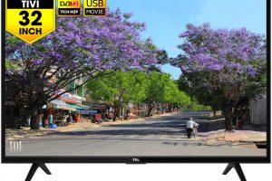 Những lý do nên bạn nên mua tivi TCL 32 inch L32D3000 ngay và luôn